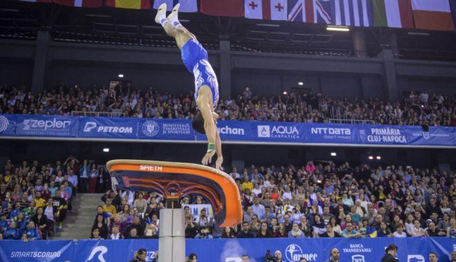 Gimnastică / Marian Drăgulescu, în finală la Cupa Mondială de la Varna - gimnasticadragulescu-1622363248.jpg