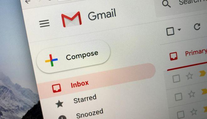 Foto: Serviciile Gmail și Google Drive au căzut în mai multe țări