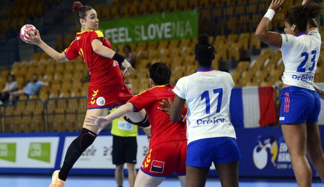 Handbal / România, învinsă de Franţa la Europenele de tineret - h-1626356783.jpg