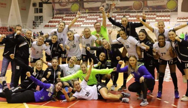 Handbal / HC Dunărea Brăila, victorie cu Viborg, în preliminariile EHF European League - handbaldunarea2211-1606046836.jpg