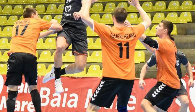 Handbal / CS Minaur Baia Mare, calificată în sferturile de finală ale EHF European Cup - handbalminaur-1613924206.jpg