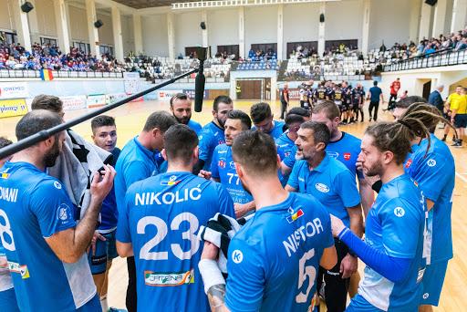 Foto: HCDS și-a aflat adversarul din primul tur al European Handball League