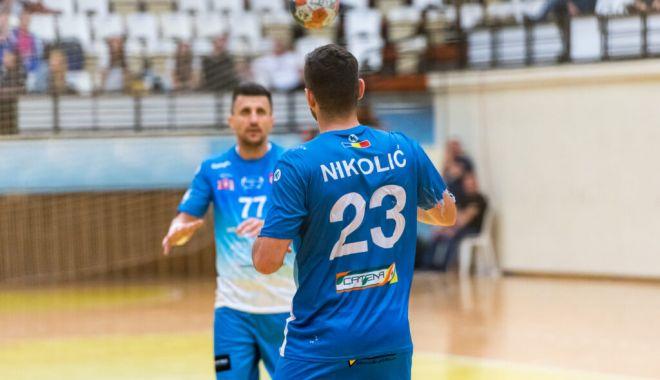 Foto: HCDS se apropie de marele meci cu HC Victor Stavropol.