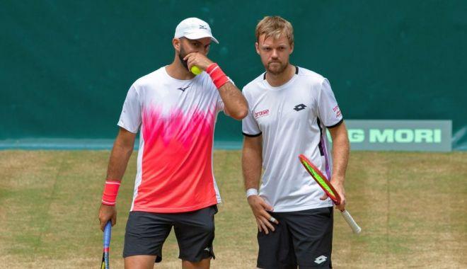 Horia Tecău şi Sorana Cîrstea au fost eliminaţi din turneul de la Wimbledon - horia2-1625416237.jpg