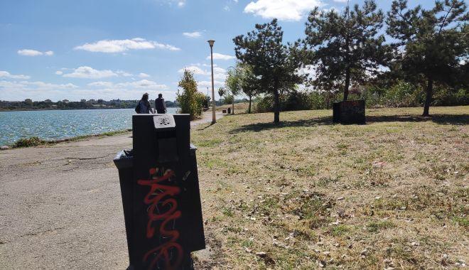 Dezastrul din Parcul Tăbăcărie: de la iarba uscată, la monumente distruse! - img20210909115505-1631553513.jpg