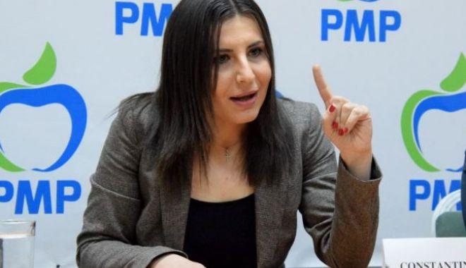 Ioana Constantin, de la PMP, este de părere că şcolile trebuie redeschise - ioanaconstantinpmp-1606657996.jpg