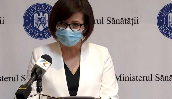 """Ministrul Sănătății: """"Scăderea dorinței de vaccinare împotriva COVID 19 este un motiv de îngrijorare!"""" - ioanamihaila4-1622616868.jpg"""