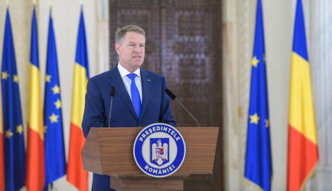 """Klaus Iohannis: """"România, puternic ancorată în comunitatea de valori democratice"""" - iohannis77-1625252282.jpg"""
