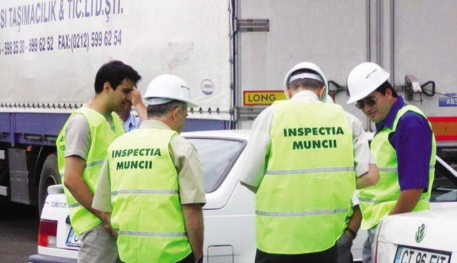 Foto: Patronii constănțeni au primit amenzi de peste 1,2 milioane de lei de la ITM