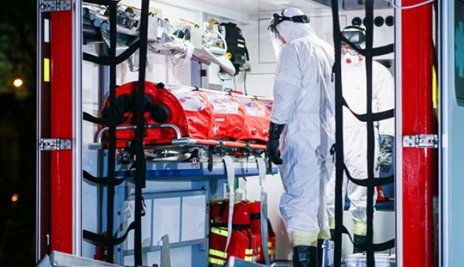 Foto: Numărul cazurilor de infectare cu virusul COVID-19 a crescut în România: 47!