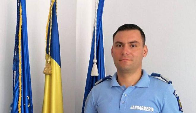 Aprecieri pentru un jandarm din Constanța, după misiunea în Afganistan - jandarm-1602573949.jpg