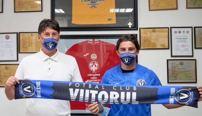 """Foto: """"Josemi"""" a semnat cu FC Viitorul"""