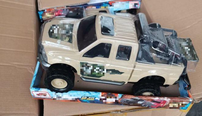 Captură în port: container cu jucării din China, confiscat de Poliție - jucariiconfiscate2-1602607137.jpg
