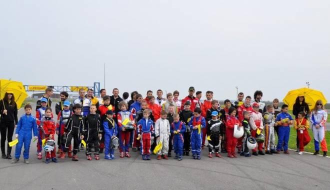 Foto: Karting: Constanța va găzdui etapa a V-a a CN de Karting