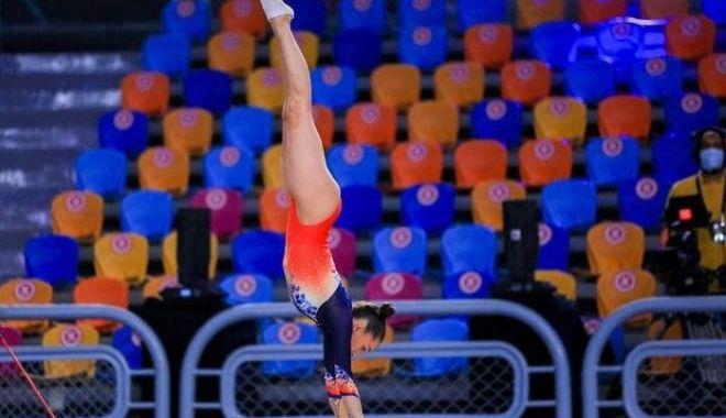 Gimnastică / Larisa Iordache va concura în două finale la Cupa Mondială de la Cairo - lar-1622814612.jpg
