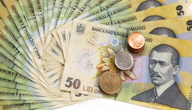 Foto: Leul ciupește din euro, dar e mușcat de dolar și francul elvețian