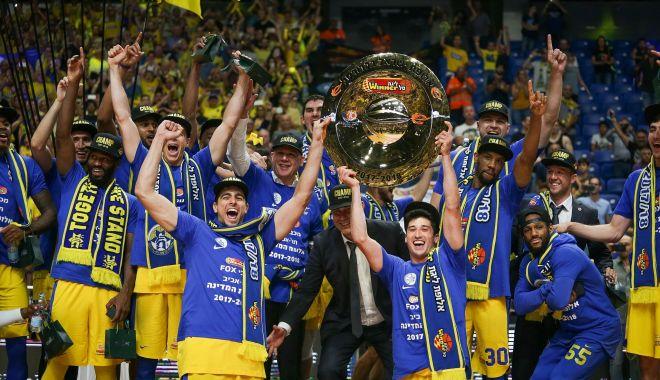 Maccabi Tel Aviv a debutat cu o victorie clară în grupele Europa Conference League - maccabi-1631638071.jpg