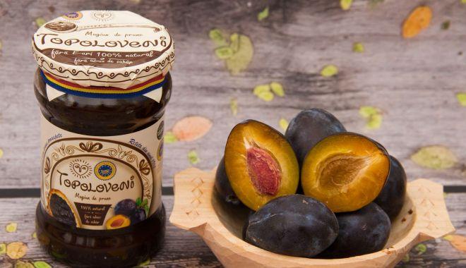Magiunul din prune de Topoloveni se vinde în 20 de ţări - magiunuldinprune-1617820957.jpg