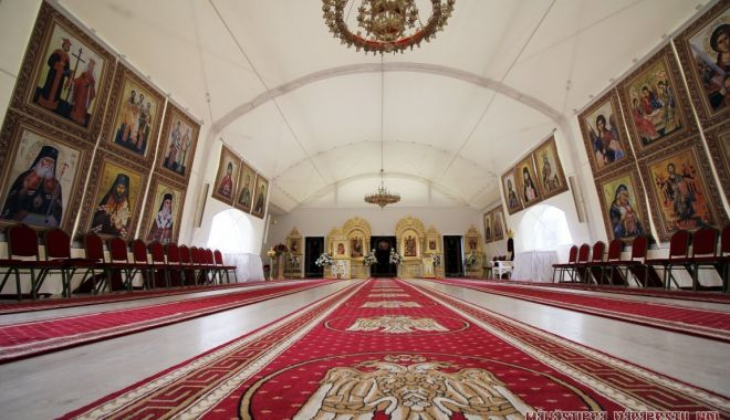 """Cateheza """"Pătimirea în temniţele comuniste"""", la Mănăstirea Văcăreştii Noi - manastreavacarestiinoi0008-1617363913.jpg"""