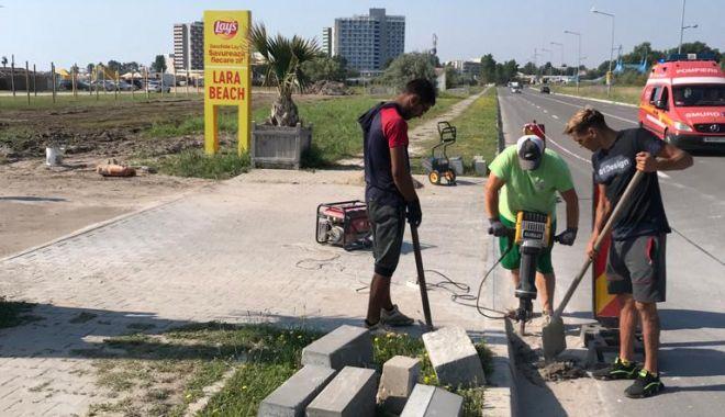 Noi parcări de reședință și lucrări de modernizare a domeniului public, în Mangalia și stațiuni - mangaliaparcari1-1626376130.jpg