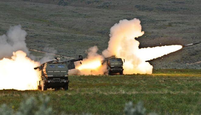 Foto: MApN va cumpăra trei sisteme de rachete Himars. Costul - 1,5 miliarde de euro