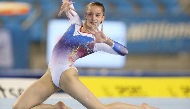 Gimnasta Maria Ceplinschi, victorii la bârnă și sol, la Cupa Mondială de la Mersin - maria-1631521000.jpg