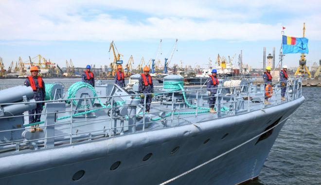 Predarea comenzii Grupării Navale NATO condusă de Forțele Navale Române - marina2-1592308071.jpg