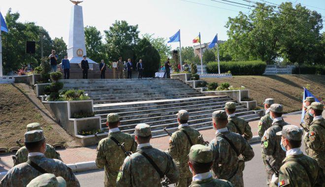 Martirii neamului românesc, omagiați de Ziua Eroilor, la Medgidia - martirii-1623313701.jpg