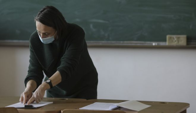 Ultima zi de școală pentru elevii claselor a XII-a. Prima probă a examenului de Bacalaureat, pe 28 iunie - masca-1622793227.jpg