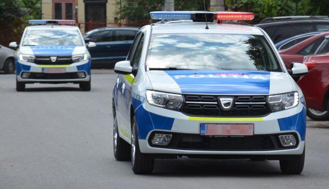 Foto: Noile mașini de poliție, înregistrate la OSIM. Care este motivul
