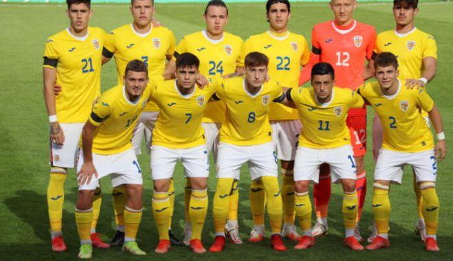 România învinsă de Germania cu 4-0, în meci amical al selecționatelor Under-20 - meci-1633966828.jpg