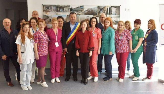 Foto: Administrația locală din Medgidia a investit milioane de euro în unitățile de sănătate
