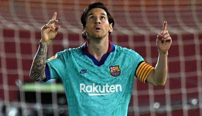 Foto: Lionel Messi este absolut genial. Câte goluri a înscris starul catalan în acest sezon