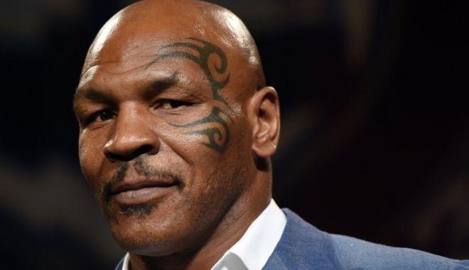 Foto: Mike Tyson își anunță revenirea. Legendarul pugilist vrea să intre în ring