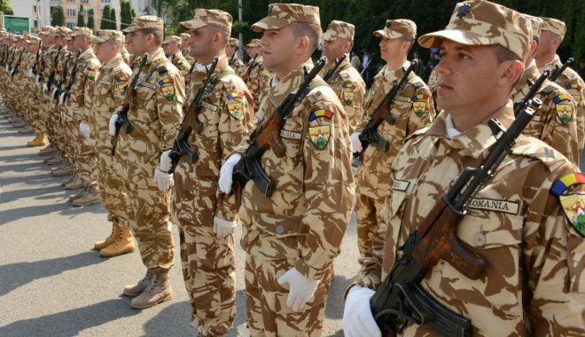 Foto: Informații de ULTIMĂ ORĂ privind statutul soldaților și gradaților profesioniști. Aviz favorabil în Comisia de Apărare!