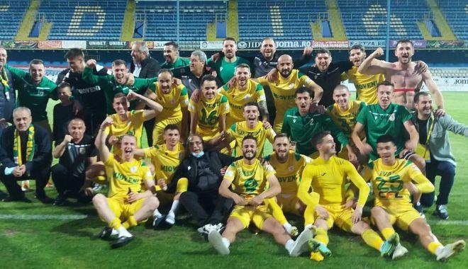 Fotbal / CS Mioveni a revenit în Liga I după o pauză de nouă ani - mio-1622706091.jpg