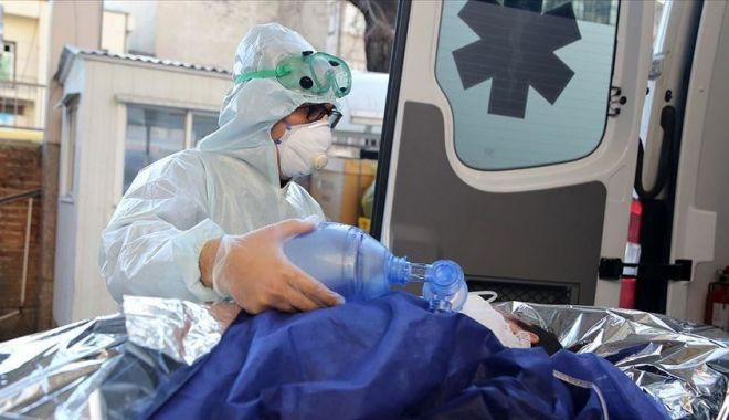 Foto: Numărul deceselor provocate de coronavirus crește la 854