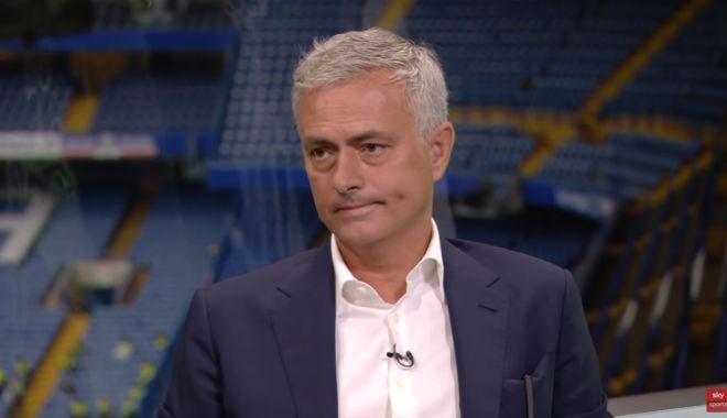 """Foto: """"The Special One"""" s-a întors. La ce echipă va antrena Jos Mourinho"""