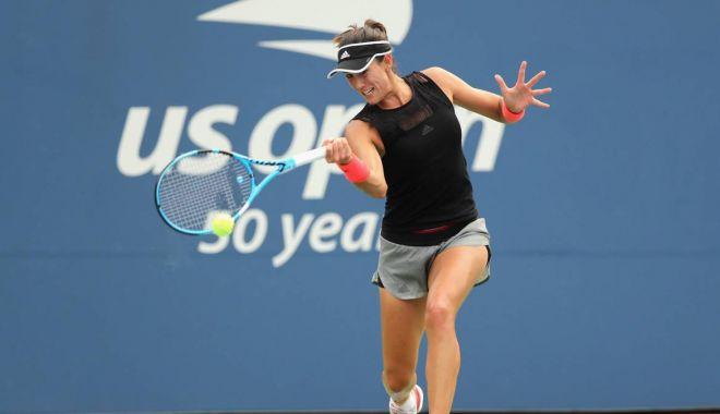 Foto: Garbine Muguruza speră ca US Open să se dispute