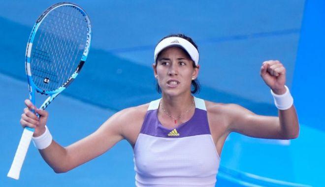 Foto: Garbine Muguruza va juca la US Open