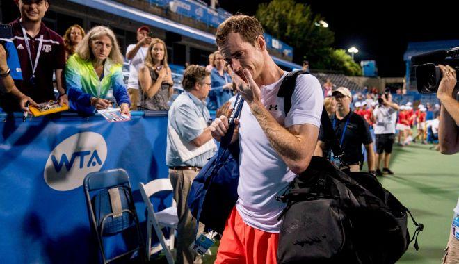Foto: Andy Murray nu poate sta departe de sport. Va da startul la Maraton