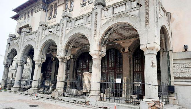 """Clădirea Muzeului de Istorie, în pericol! """"Firma care a câștigat licitația vrea mai mulți bani"""" - muzeu2-1616783456.jpg"""