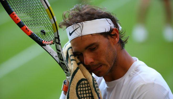 Foto: Rafael Nadal, debut cu stângul la Turneul Campionilor