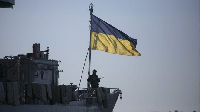 Ucraina va trimite nave militare prin Strâmtoarea Kerci, cu reprezentanți ai NATO și OSCE la bord - nava-1545289474.jpg