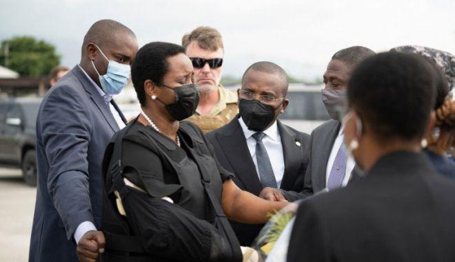 Martine Moise, soția președintelui haitian asasinat, a ieșit din spital - ndamagfzad01ndu3odu2mtbjy2u1zjfk-1626614133.jpg