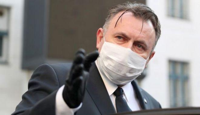 """Foto: UPDATE / Ministrul Sănătății, declarații la Constanța: """"Nu vrem ca situația de la Suceava să se mai repete!"""""""