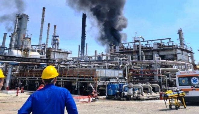 Garda de mediu a aplicat o amenda de 50.000 de lei în urma incendiului de la Petromidia - news1big-1626689844.jpg