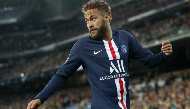 Foto: Neymar vrea să se întoarcă la Barcelona