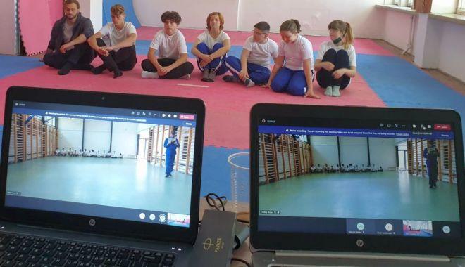 """Nici virusul nu-i opreşte! Campionatul Naţional, """"încălzire"""" pentru Balcaniada de Kung-Fu online - nici-1620652013.jpg"""