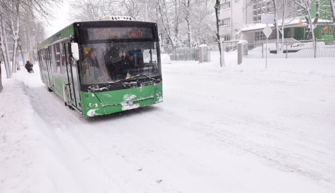 Ninge la Constanța. În weekend va fi ger - ningelaconstanta-1580764670.jpg